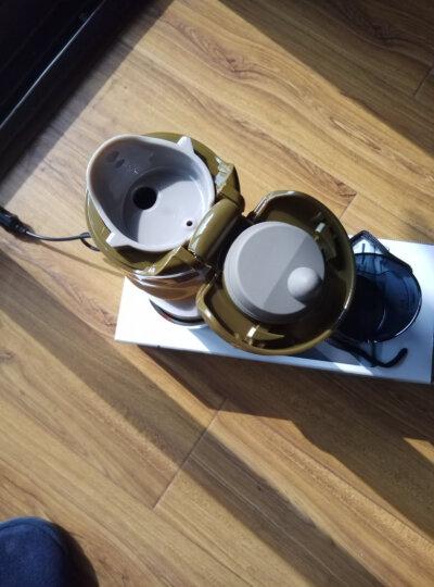 睿驰(Rich) 睿驰车载电热水杯12/24V通用不锈钢汽车烧水壶加热杯真空保温杯 金色款 晒单图