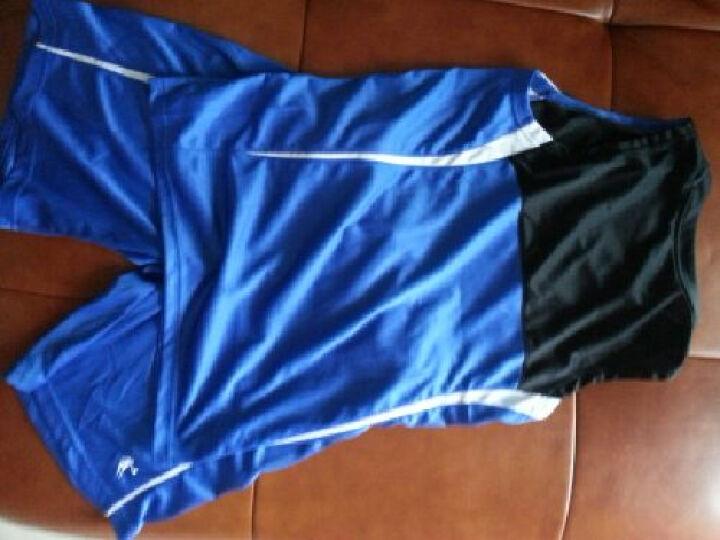 乔丹童装大中童篮球服儿童球衣篮球套装学生训练运动服 红色 140CM 晒单图