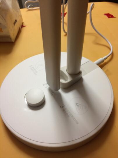 米家(MIJIA)小米生态链LED写字灯  阅读台灯智能台灯 任意调光 APP控制 灯光场景模拟 晒单图
