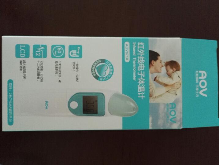 AOV 安姆特电子体温计测温仪儿童耳温枪婴儿家用宝宝 AOV8710 晒单图