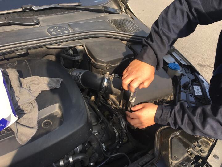 沃尔沃(VOLVO)汽车用品 4S店原厂配件 空气滤清器/空气滤芯/空滤 空气格S60L/S60/XC60/V60适用 晒单图