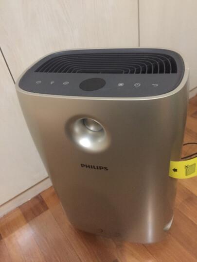 飞利浦(PHILIPS) 空气净化器家用客厅卧室除甲醛雾霾PM2.5烟尘2000系列畅销款 AC2888/00-344立方米/h 晒单图