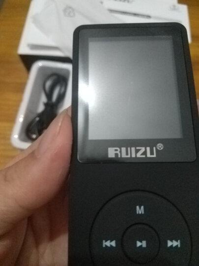 锐族(RUIZU)X05 16G 金色 触摸按键设计无损MP3播放器 晒单图