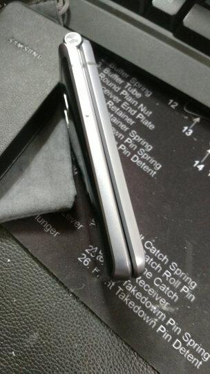 三星(SAMSUNG) W2016 翻盖智能商务手机 双卡双待 电信4G 尊崇银(3GRAM+64GROM) 晒单图