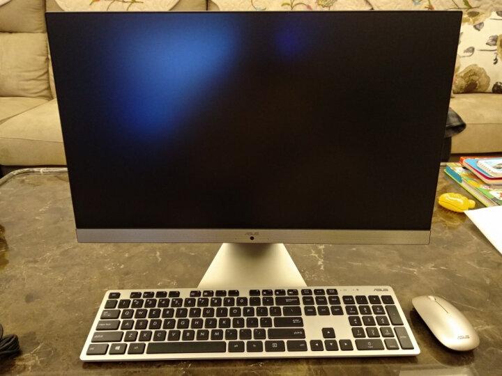 华硕(ASUS)傲世V241IC 23.8英寸一体机电脑(Intel奔腾4405U 4G内存 1T 全高清 上门售后)黑曜金 晒单图