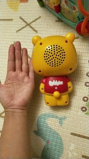 优彼(ubbie)儿童早教机婴儿童玩具优比0-6岁宝宝益智可充电下载故事机优享 红色 晒单图