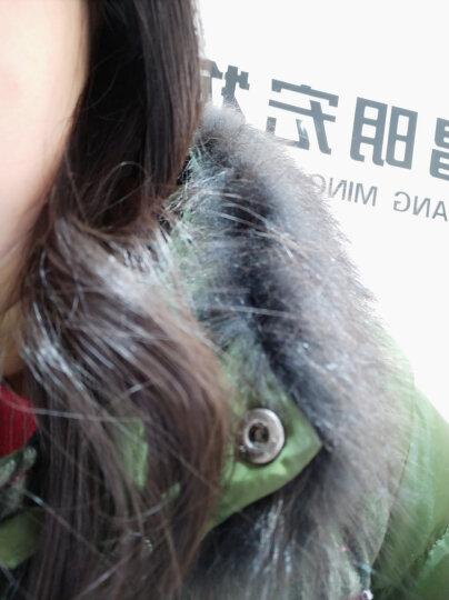 lena 电直卷发棒 卷直两用夹板负离子直发卷发两用按摩梳子美发器 拉直板夹卷发器不伤发 419B公主粉 晒单图