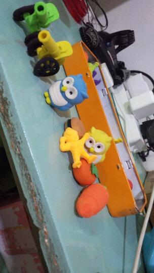 可爱卡通橡皮擦袋装 幼儿园奖品 创意橡皮 奖励学生的小礼品 蛋糕甜点系列一包 晒单图