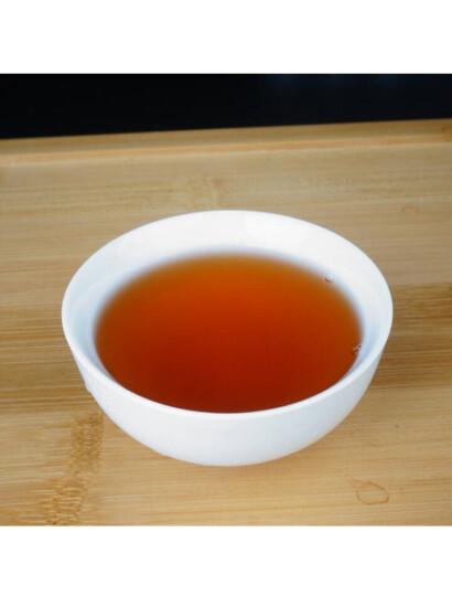 买3送同款 松德茶叶 普洱茶熟茶小沱茶 糯米香普洱茶熟茶 原味迷你沱茶 凤庆红茶熟沱500g 晒单图