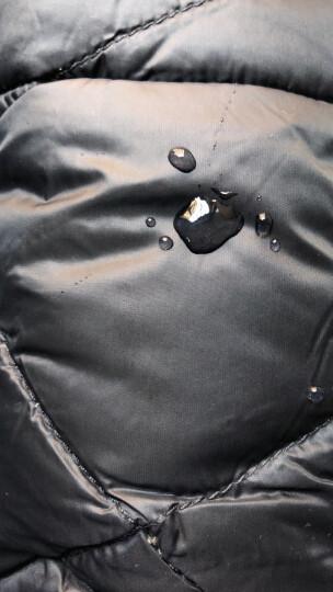 【经典款】TheNorthFace北面保暖防泼水户外长款女羽绒服|CGL7 D3R/蓝色 L 晒单图