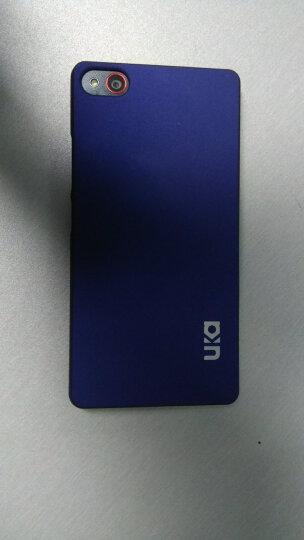 优加 磨砂手机壳保护套 适用于中兴努比亚Z9/Z9 MAX/大牛4/Z9mini/小牛4 5.0英寸-蓝色(Z9 mini) 晒单图