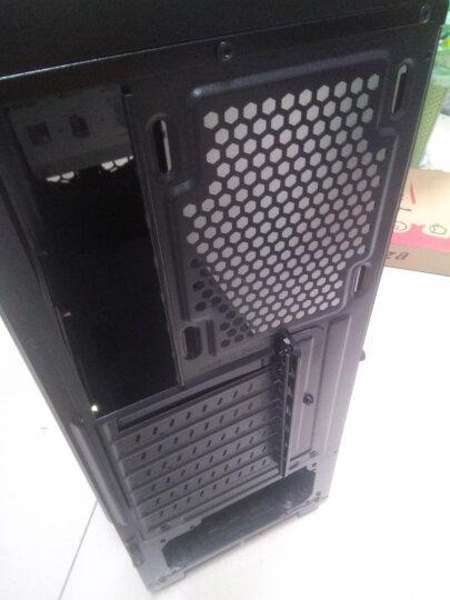 AOC AGV01/D 黑色中塔式机箱(原生USB3.0/支持ATX主板/支持分体式水冷/全侧透/背走线/支持长显卡) 晒单图