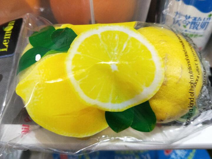 展卉 百香果+柠檬组合套餐 8个装 新鲜水果 晒单图