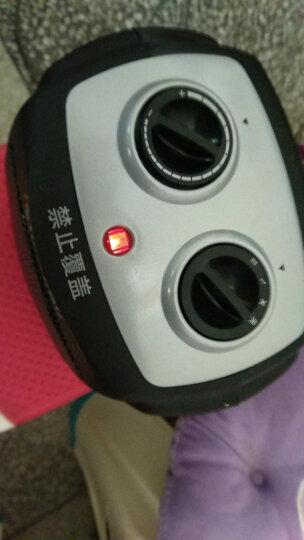 赛亿(Shinee)取暖器/电暖器/电暖气/暖风机家用 节能省电 卧室办公室台立式迷你热风机烤火炉HN2118PT 晒单图