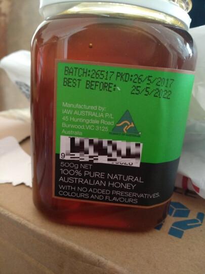 澳大利亚进口 欧斯威特(osweet) 桉树蜂蜜量贩组合 1000g 晒单图