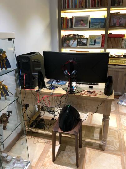 惠普(HP)暗影精灵3 吃鸡游戏台式电脑整机(i7-8700K 16G 256GSSD+2T GTX1080Ti 11G独显 水冷)24.5英寸 晒单图