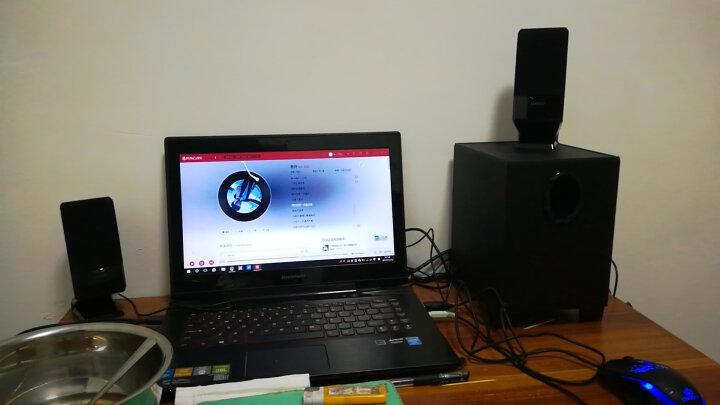 漫步者(EDIFIER)R301BT 2.1多媒体音箱 音响 蓝牙音箱 电脑音箱 黑色 晒单图
