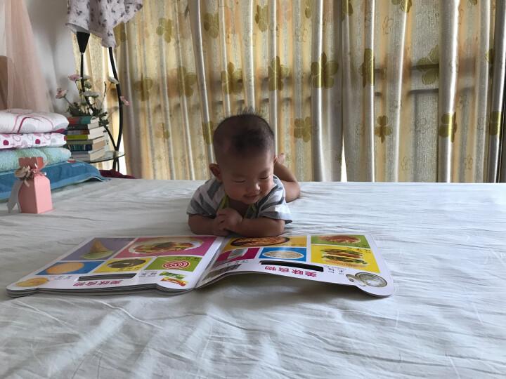 阳光宝贝 0-3岁宝宝手提大书(套装3册)婴幼儿爱玩 成长启蒙认知益智 早教儿童书籍 晒单图