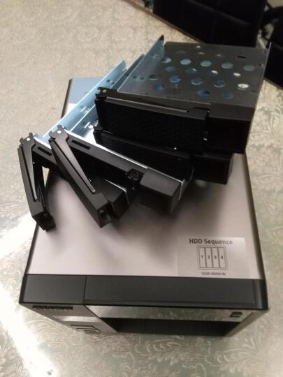 威联通(QNAP)TS-453A 8G内存 四盘位网络存储器NAS 四核处理器 (无内置硬盘)  晒单图