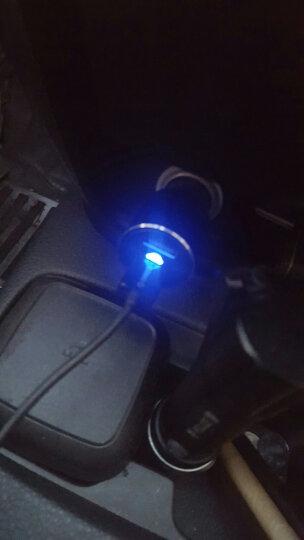 途马(TOURMAX)车充 带FM车载蓝牙+双USB汽车点烟器 DU001 晒单图