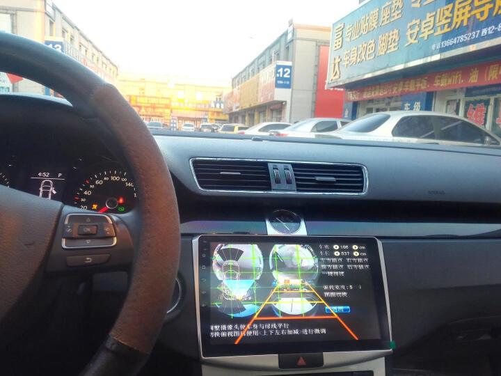 万里目360度全景行车记录仪4K微光清夜视全景倒车影像系统停车监控全景摄像头 微光高清夜视通用款+协议解码盒+32G 中 晒单图