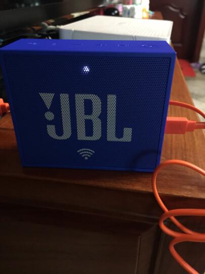 JBL Go Smart音乐魔方 智能音箱 语音控制 内置海量音乐资源 蓝牙小音箱/音响 WIFI音箱/音响 玄夜黑 晒单图