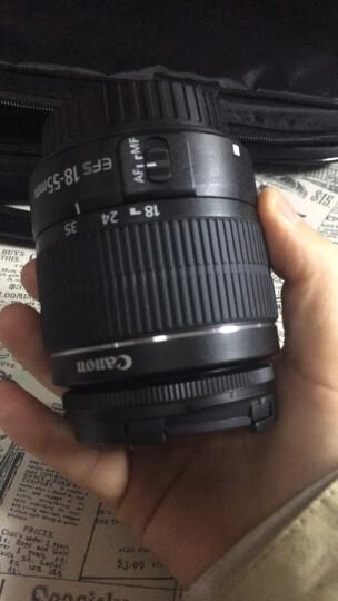 Canon 佳能 EOS 1300D 入门单反数码相机 APS画幅 内置WIFI NFC 单机+腾龙18-200VC镜头 晒单图