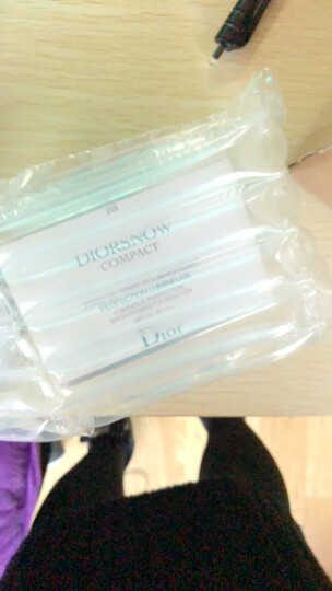 迪奥(dior) Dior 迪奥粉饼/散粉 雪精灵透白亮采粉饼010 SPF20 晒单图