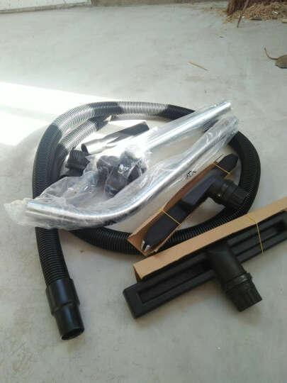 30升吸尘吸水机干湿两用吸尘器酒店客房用不锈钢桶身BF501 晒单图