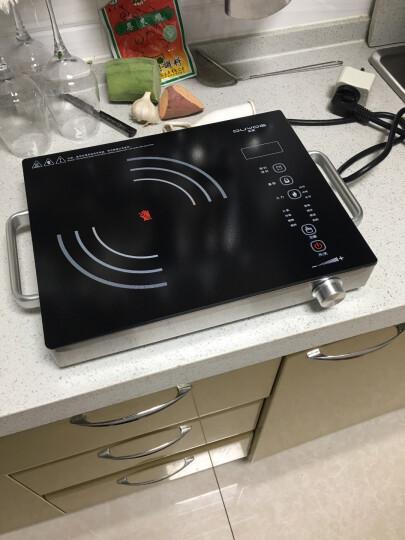 东果(DUVOG) 电陶炉家用电磁炉茶炉7环火双控不挑锅DG-EC2801 晒单图
