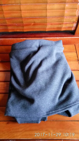 蓦兰 春秋打底裤女薄款棉外穿高腰弹力显瘦棉裤女 白色1140 M-75-100斤合适 晒单图
