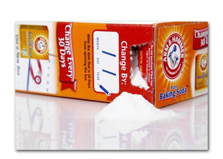艾禾美小苏打粉清洁美国原装进口果蔬清洁 冰箱除味剂*1+摇摇瓶340g*1 晒单图
