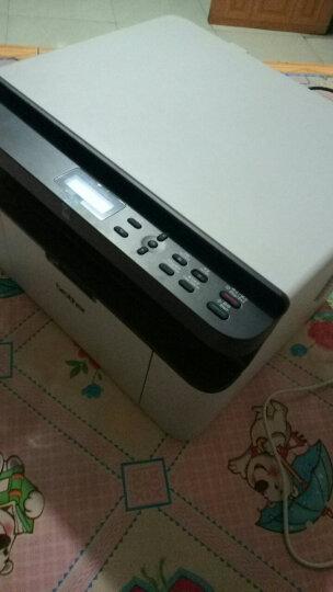兄弟(brother) DCP-1608黑白激光多功能一体机 打印/复印/扫描 晒单图