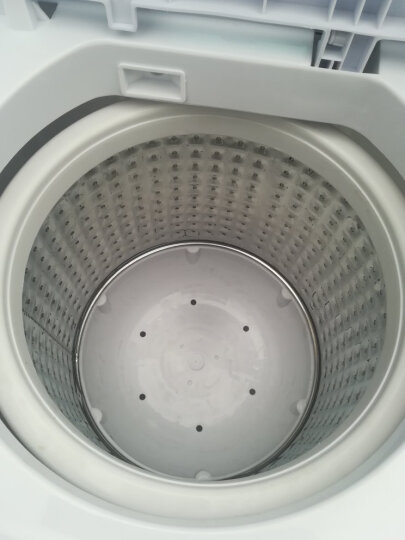 雪花(SNOWFL)T98-18F 9.8kg甩干桶家用不锈钢甩干机脱水机迷你干衣机 晒单图