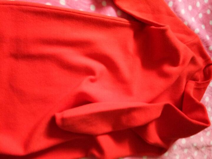 邦娜原创2018冬装新款女装长袖针织连衣裙中长款毛衣女套头打底裙 驼色 现货 XL 晒单图