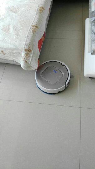 浦桑尼克(Proscenic) 台湾811GB扫地机器人智能电控水箱家用吸尘器拖地机器人超薄 星光银 晒单图