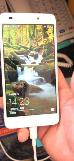 华为(HUAWEI) 荣耀 畅玩5C 全网通4G智能手机 双卡双待 太空银 (2G+16G) 晒单图