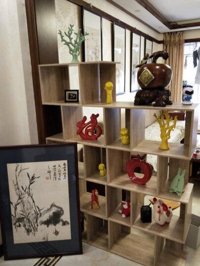 恒瓷美 【平平安安】家居装饰品苹果陶瓷工艺品摆件/厂家直销 五色可选 红色 晒单图