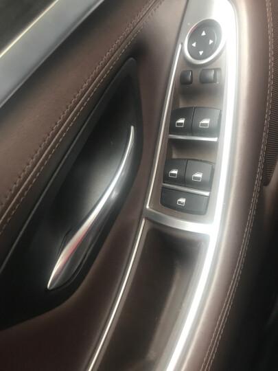 形动(ONGO)宝马5系改装配件专用于525li五520li空调出风口汽车内饰装饰车贴 5系老款高音喇叭缝隙 晒单图