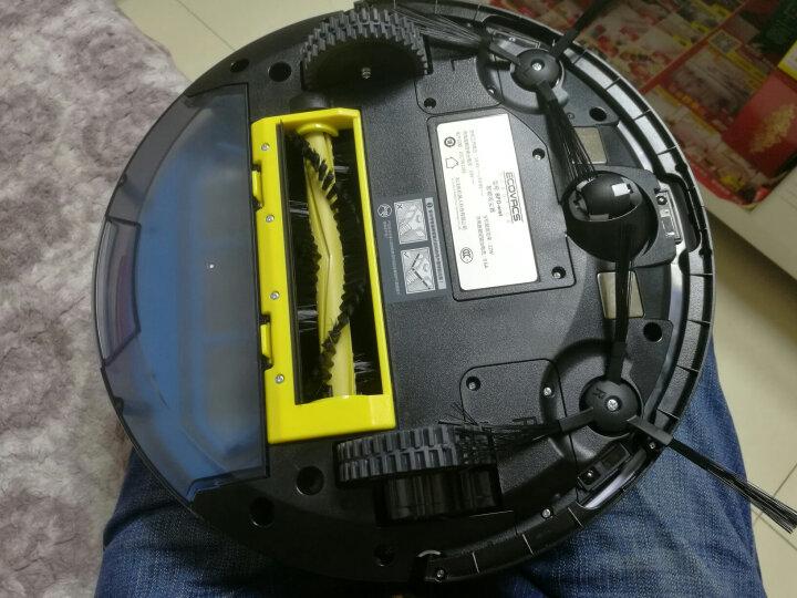 科沃斯(Ecovacs)地宝魔钻(BFD-wwt) 扫地机器人家用吸尘器全自动智能拖地机 晒单图