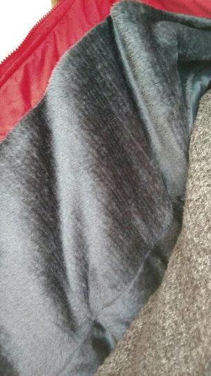 派乐普冲锋衣男女加绒加厚户外四季外套登山服防风衣滑雪服棉衣5801# 薄款男 牛仔蓝 L 晒单图