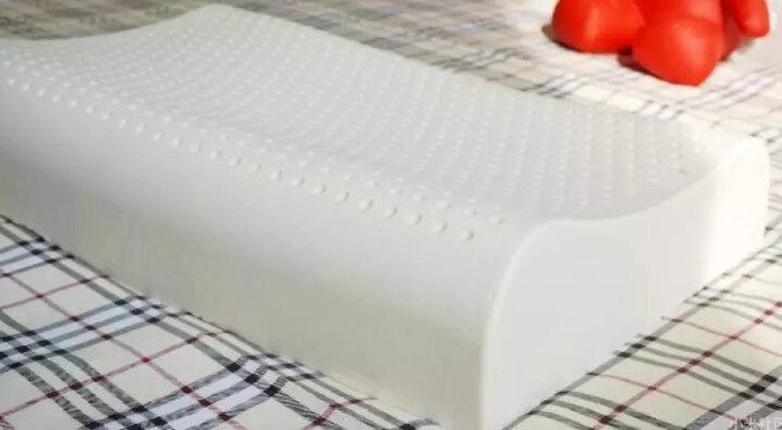 8H乳胶枕头套 小米米家生态链企业Z2抗菌外枕套 高支天竺棉  拉链收纳袋设计 高弹亲肤枕套 混灰色 0.58*0.48*0.1/0.12 晒单图