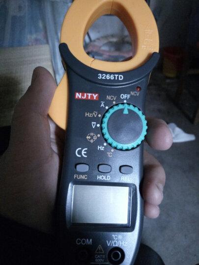 川宇 MF47F 外磁指针式万用表高精度机械式万用表 工具箱包装(不含电池) 晒单图