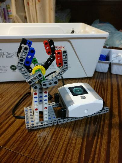 奥科流思5号 能力风暴 教育机器人 移动系列 ( AI 智能 编程) 晒单图