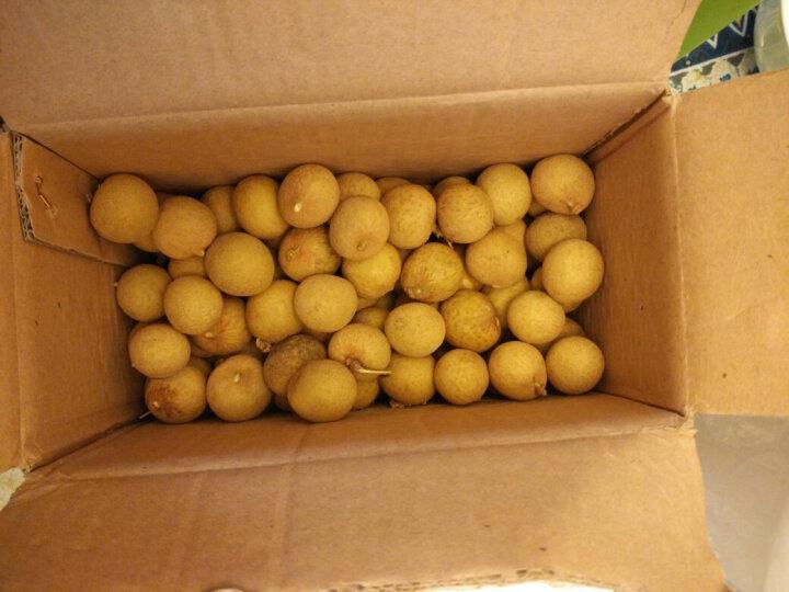 鲜为天 泰国进口金标龙眼 1.5kg 一级果桂圆新鲜水果 晒单图