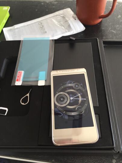 三星(SAMSUNG) W2016 翻盖智能商务手机 双卡双待 电信4G 尊贵金 (3GRAM+64GROM) 晒单图