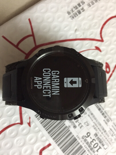 佳明 GARMIN Fenix5飞耐时5光学心率GPS多功能北斗三星定位登山跑步智能运动表游泳户外腕表英文版 晒单图