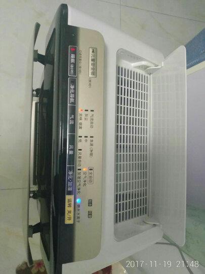 松下(Panasonic)加湿型家用空气净化器 F-VXG70C-N 除甲醛过敏原二手烟除雾霾PM2.5 节能导航离子杀菌 晒单图