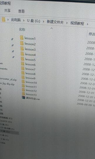 新概念51单片机C语言教程:入门、提高、开发、拓展全攻略(附DVD光盘1张)  晒单图