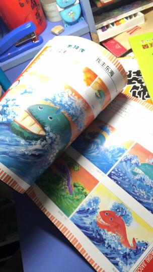 青藤书画·青藤少儿美术教程:炫彩水粉 晒单图